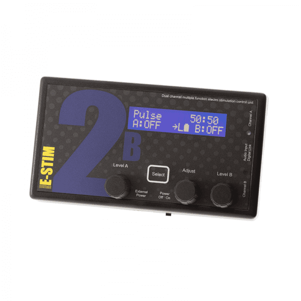 Electro-Stimulation Control Box